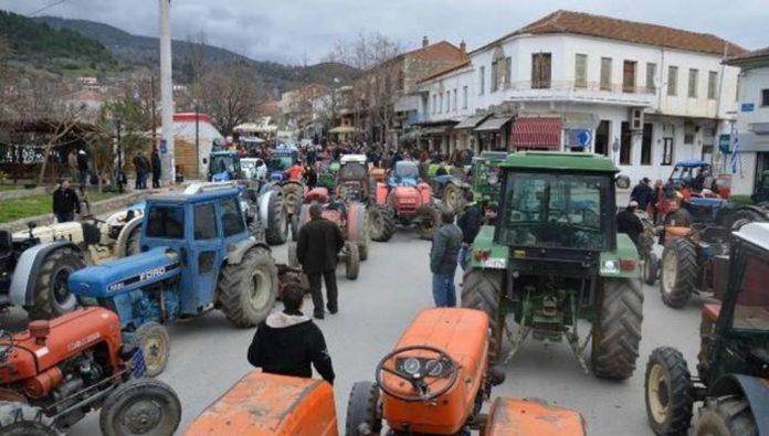Σύσκεψη αγροτών του Δήμου Αγιάς