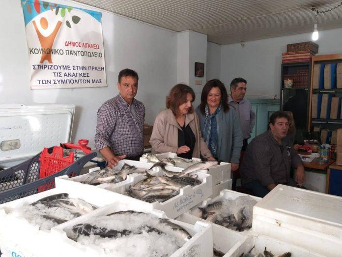 Ολ. Τελιγιορίδου: Ο ρόλος της αλιείας στην κοινωνία είναι διαχρονικός και αξιέπαινος