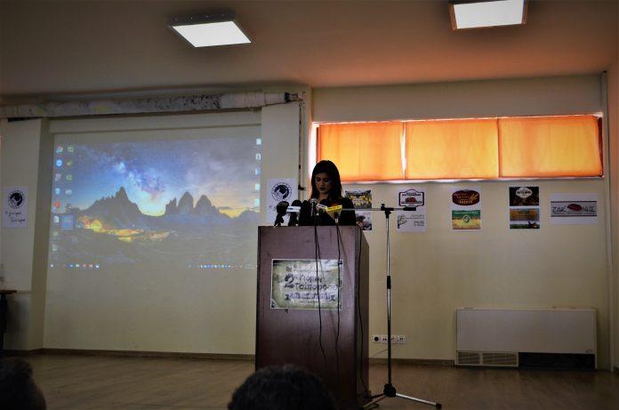 Η υφυπουργός Εσωτερικών σε ημερίδα για την άμπελο στον 'Ιασμο Ροδόπης
