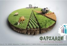 Στον υπουργό Αγροτικής Ανάπτυξης η πρόεδρος του Συνεταιρισμού «ΦΑΡΣΑΛΩΝ ΓΗ»