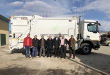 Αμύνταιο: Νέο απορριματοφόρο δωρεά από τον ΤΑP