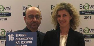 INTERAMERICAN: Βραβείο Bravo Award 2018 για την «Πολιτική Ακεραιότητα και Καταπολέμηση της Απάτης»