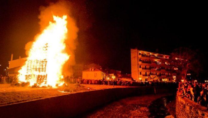 Ανάβουν στις 23 Δεκεμβρίου οι φωτιές στη Φλώρινα
