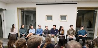 Απόφοιτοι της Σχολής και νυν φοιτητές στις Η.Π.Α. ενημέρωσαν μαθητές της ΑΓΣ για τις σπουδές σε αμερικανικά πανεπιστήμια