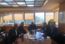 Η δημιουργία Ενεργειακής Κοινότητας στο δήμο Καρύστου συζητήθηκε σε συνάντηση στο ΥΠΕΝ