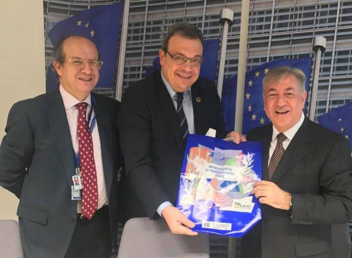 Στη Ευρωπαϊκή Επιτροπή η Ελληνική Στρατηγική για την Κυκλική Οικονομία