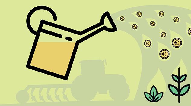 Διπλασιάστηκε μέσα σε μία 15ετία το ευρωπαϊκό εμπόριο αγροδιατροφικών προϊόντων