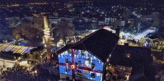 Φαντασμαγορική η Τελετή Έναρξης του 8ου Μύλου των Ξωτικών στα Τρίκαλα