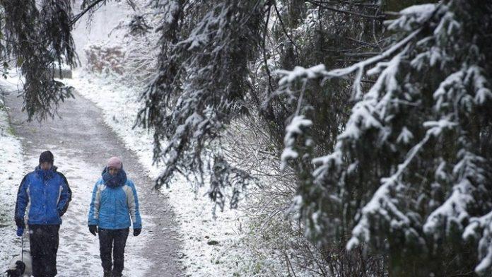 Ισχυρός ο παγετός και σήμερα, - 10 βαθμούς Κελσίου σε αρκετές περιοχές