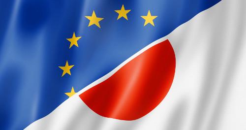 Καταργούνται οι περισσότεροι δασμοί σε αγαθά της ΕΕ που εξάγονται στην Ιαπωνία
