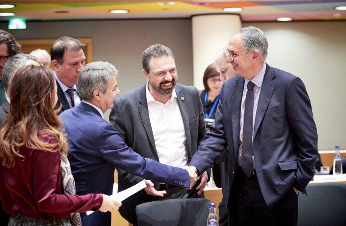 Πρόβλεψη κατάλληλων μεταβατικών διατάξεων για την εφαρμογή της Νέας ΚΑΠ ζήτησε στο συμβούλιο υπουργών Γεωργίας η Ελλάδα