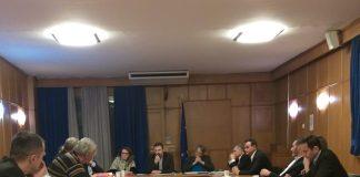 Συνάντηση της ηγεσίας του ΥΠΑΑΤ με την Ένωση Περιφερειών
