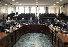 Σύσκεψη - συνάντηση με δημάρχους και φορείς της Θεσσαλίας είχε ο Σταθάκης
