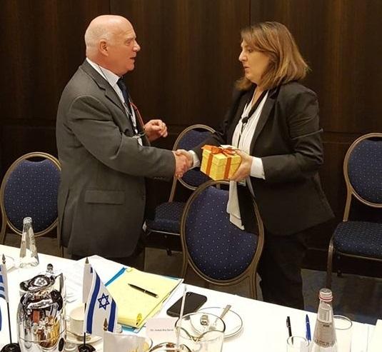 Τελιγιορίδου: Βαθαίνει η συνεργασία Ελλάδας-Κύπρου-Ισραήλ στον αγροτικό τομέα προς όφελος των αγροτών