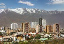 Η Τεχεράνη «βυθίζεται» έως 25 εκατοστά το χρόνο