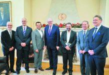 Τα θετικά της επίσκεψης Χόγκαν στην Αθήνα και η βράβευσή του από το ΓΠΑ