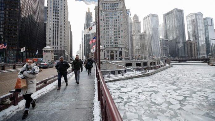 ΗΠΑ: Κύμα πολικού ψύχους πλήττει τις βόρειες πολιτείες