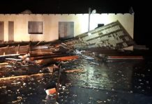 Ανεμοστρόβιλος στη νότια Κέρκυρα προκάλεσε υλικές ζημιές