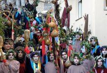 Άνοιξε η αυλαία των τριήμερων εκδηλώσεων του Καστοριανού Καρναβαλιού «Ραγκουτσάρια 2019»