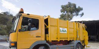 Νέο απορριμματοφόρο στο δήμο Νισύρου από τη ΛΑΒΑ, μέλος του Ομίλου ΗΡΑΚΛΗΣ