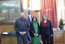 Tο διμερές εμπόριο αγροτικών προϊόντων στην ατζέντα συνάντησης της ηγεσίας ΥΠΑΑΤ με την Πρέσβη της Ινδίας