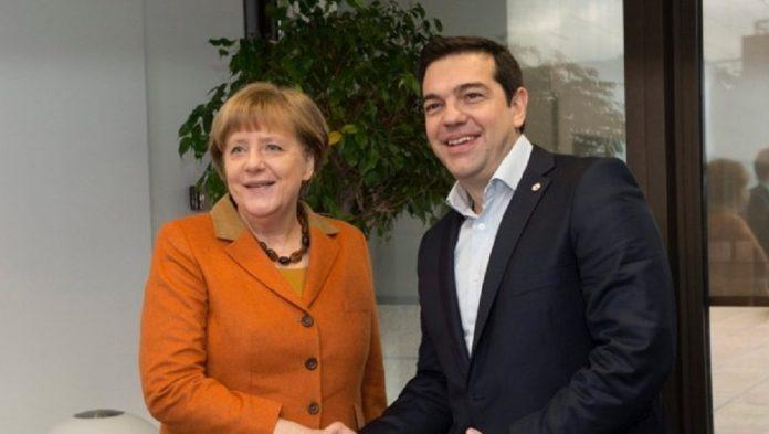 Συνάντηση Μέρκελ-Τσίπρα το απόγευμα στην Αθήνα – Έκτακτες κυκλοφοριακές ρυθμίσεις