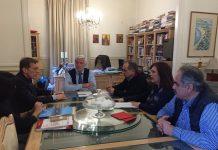 Συνεργασία Περιφέρειας Πελοποννήσου και ΔΕΘ για τη δημιουργία εκθεσιακού κέντρου