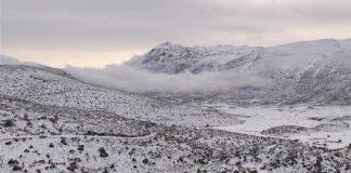 Θυελλώδεις ανέμους και πτώση της θερμοκρασίας υπό το μηδέν έχει ήδη φέρει η «Χιόνη»