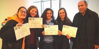 Συνεχίζονται οι πρωτιές και οι διακρίσεις μαθητών της ΑΓΣ σε διαγωνισμούς