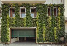 Θεσσαλονίκη: Ο πρώτος κάθετος κήπος σε δημόσιο κτίριο στην Ελλάδα