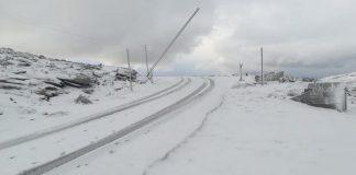 Χιόνι ακόμα και στην Ρόδο