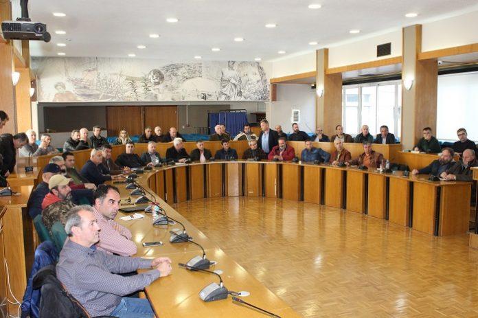 Ενιαίο μέτωπο Περιφέρειας-εκπροσώπων των ΤΟΕΒ Θεσσαλίας