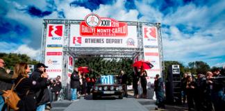 """Η ΕΚΟ μέγας χορηγός στο """"Rallye Monte-Carlo Historique Athens 2019"""""""