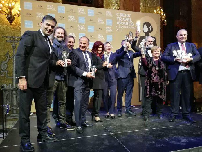 Η Κρήτη «σάρωσε» στα βραβεία της Στοκχόλμης για τους κορυφαίους προορισμούς