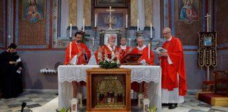 Η Λέσβος τιμά τη μνήμη και τα λείψανα του Αγίου Βαλεντίνου