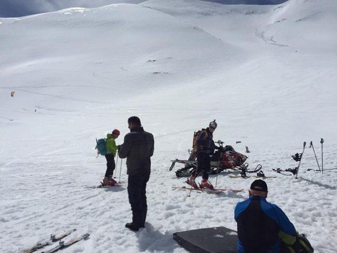Εβδομάδα Χιονιού στον Ψηλορείτη - Γνωριμία μαθητών με το σκι