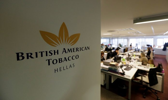 Στην κορυφή της απασχόλησηςστην Ελλάδα το 2019η British American Tobacco Hellas