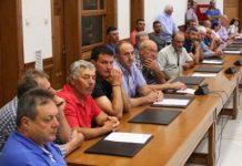 Ο Νικόλαος Δημόπουλος πρόεδρος του Συνδέσμου Κτηνοτρόφων Καβάλας