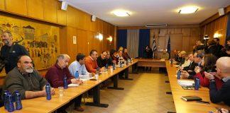 Mαραθώνια σύσκεψη χωρίς αποτέλεσμα στο ΥπΑΑΤ, διαμάχη για το πετρέλαιο