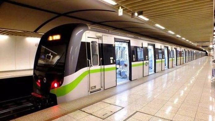Στην Νίκαια θα φτάνει τον Ιούνιο το Μετρό