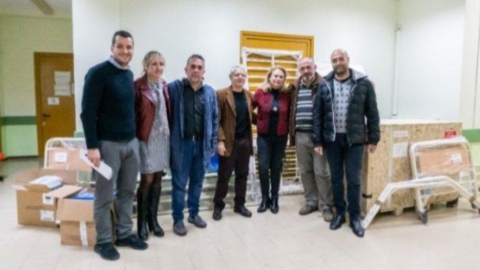 Ο Όμιλος Ελληνικά Πετρέλαια εξοπλίζει τα Κέντρα Υγείας Ιθάκης και Σάμης Κεφαλληνίας