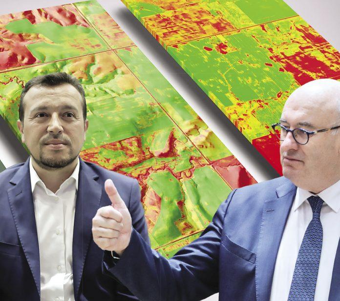 Ψηφιακός μετασχηματισμός του γεωργικού τομέα