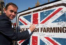 Παραιτήθηκε ο υπουργός Αγροτικών Θεμάτων της Βρετανίας
