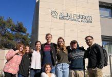 Στο Perrotis College οκτώ φοιτητές πανεπιστημίων των Η.Π.Α. μέσω του Study Abroad