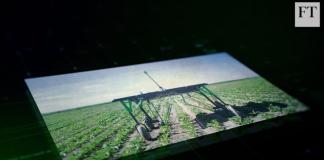 Τα ρομπότ ετοιμάζονται να εισβάλουν στα χωράφια