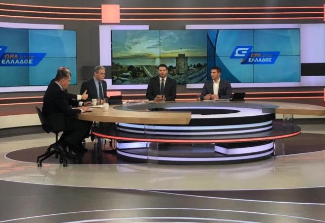 Στέλιος Ράλλης: Η εθνική υποδομή ευφυούς γεωργίας ανταποκρίνεται στο αίτημα των αγροτών για μείωση του κόστους παραγωγής