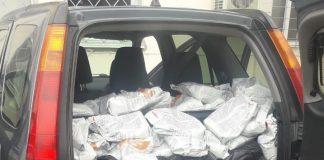Σύλληψη 2 ημεδαπών για παράβαση των νόμων περί τελωνειακού κώδικα και περί διάθεσης γεωργικών φαρμάκων