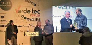 Το 1ο βραβείο Greek Green Awards 2019 για την καινοτομία και την επιχειρηματικότητα στον Δήμο Οροπεδίου Λασιθίου