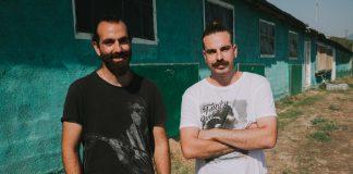 Μάριος και Κωνσταντίνος Γεωργούδης, 27 και 23 ετών