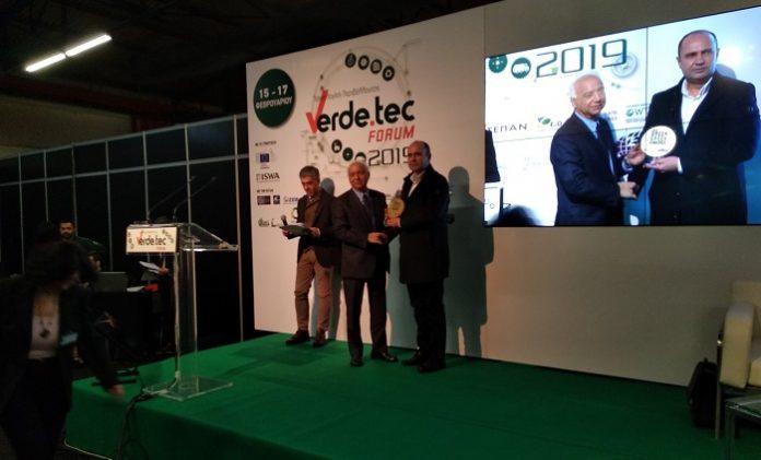 Βραβείο Διεθνούς Συνεργασίας για Ενεργειακές Υπηρεσίες για τον Δήμο Αλεξανδρούπολης
